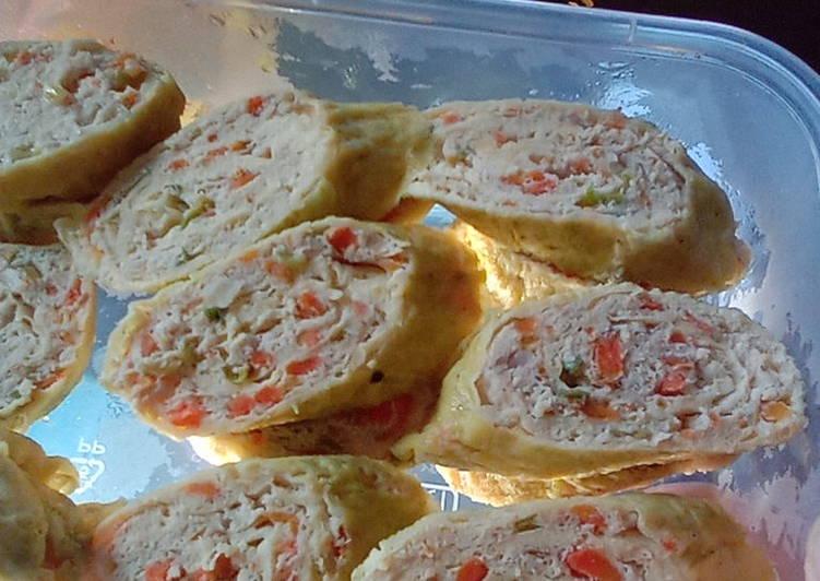 How To Make Tasty Rolade Ayam Wortel