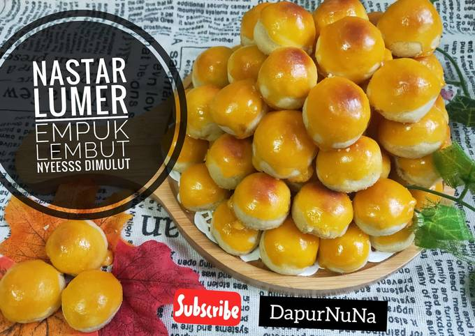 Nastar lumer resep by @tintinrayners