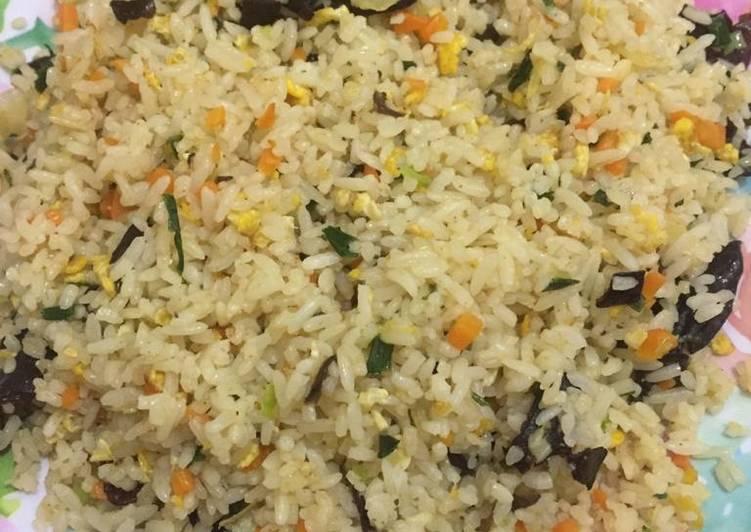 Cara Termudah Menyiapkan Nasi Goreng Hongkong Menggugah Selera