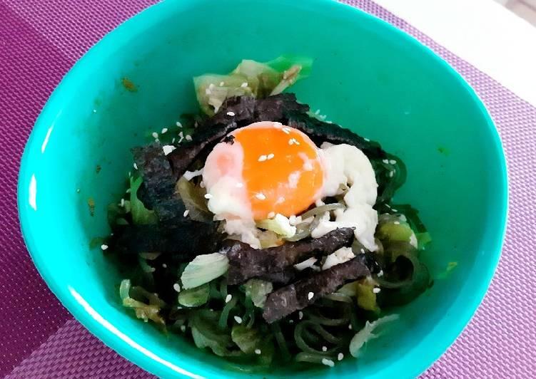 Resep Healthy Shirataki Japan Noodle Terenak