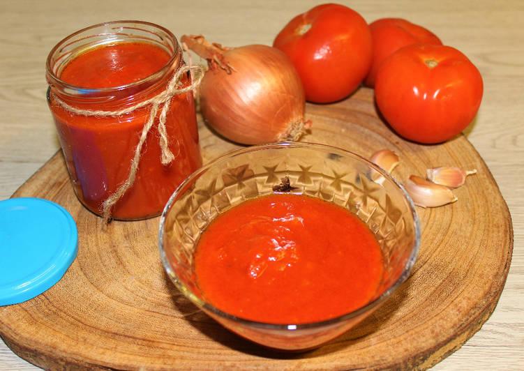 Tomate frito casero en Mambo