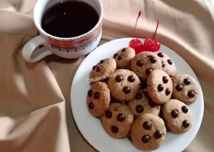 Milo Cookies Chocochips
