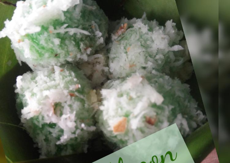 Kue Klepon - cookandrecipe.com