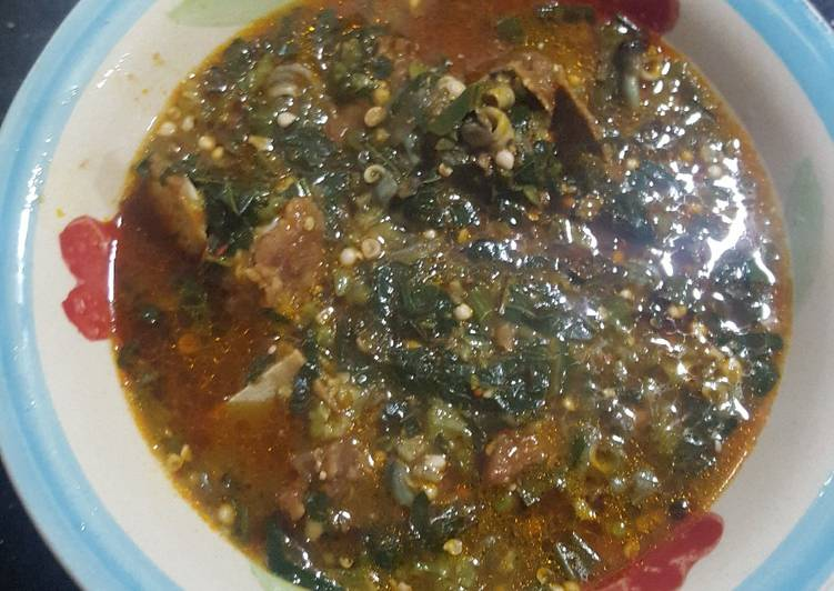 The Best Soft and Chewy Dinner Easy Ultimate Brisket bone Okro soup