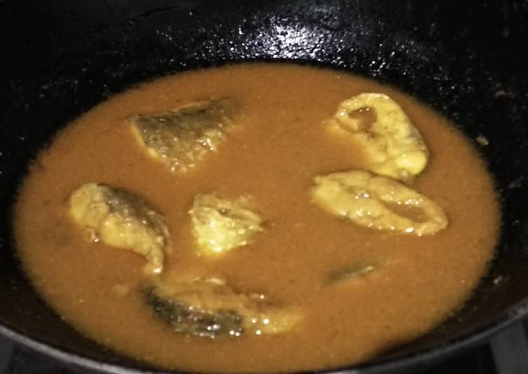 Now You Can Have Your Fish Curry