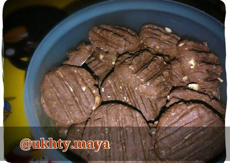 🌟 Cookies Coklat Kacang 🌟