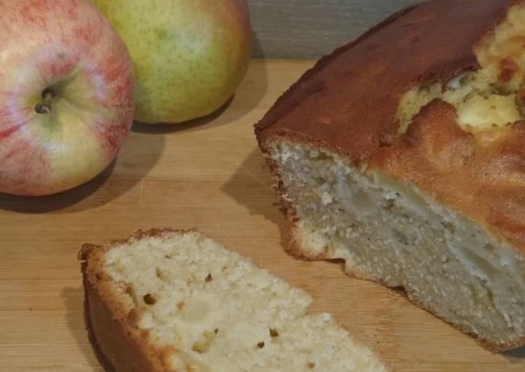 Les 6 Meilleures Recettes de Cake pomme poire