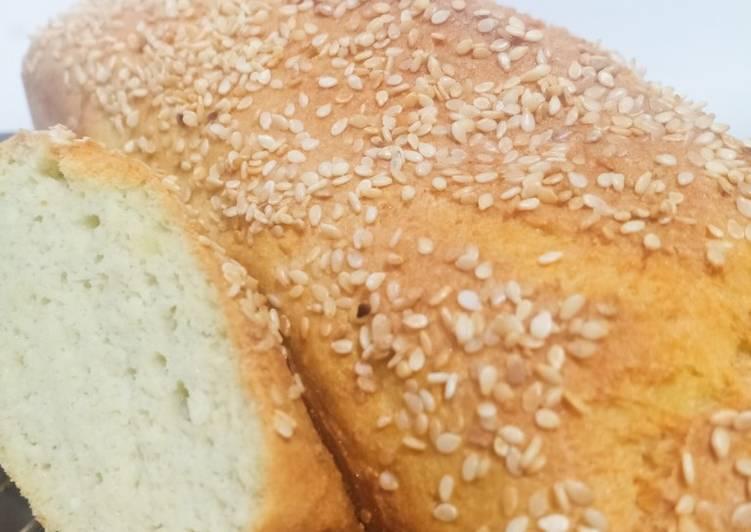 Cara membuat Keto Bread 😍