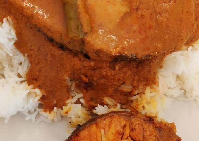 How To Cook Goan Fish Curry (Good Attempt) Very Simple