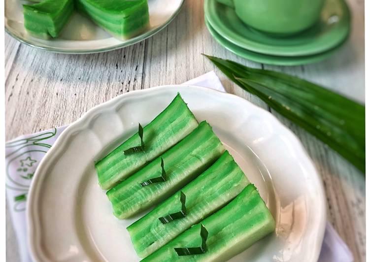 Resep Memasak Kue Lapis Hun Kwee Paling Mudah