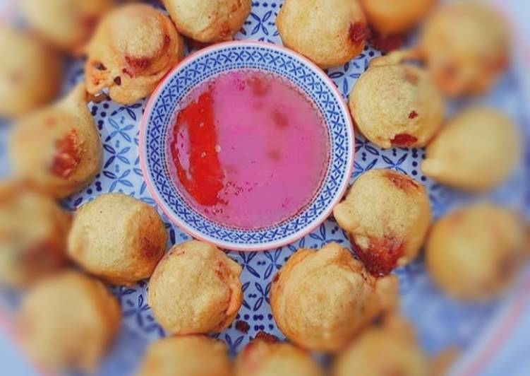 How to Make Ultimate Spicy Potato balls