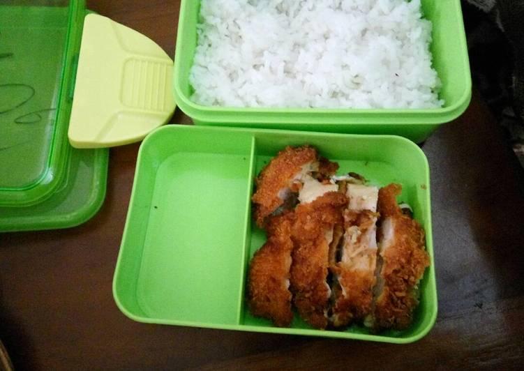 Chicken Katsu ala-ala
