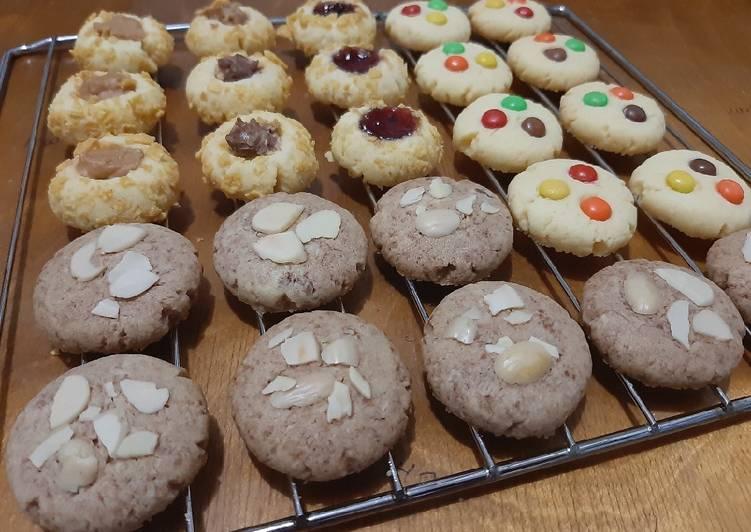 Milky Butter Cookies