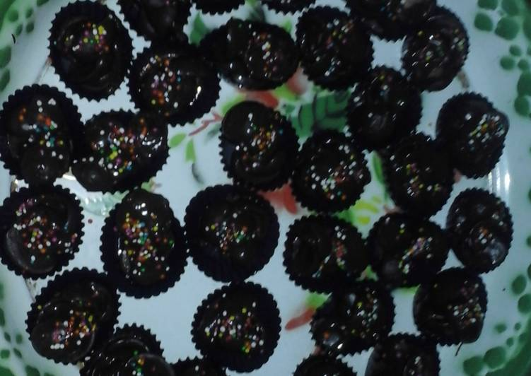 Koko krunch lapis coklat