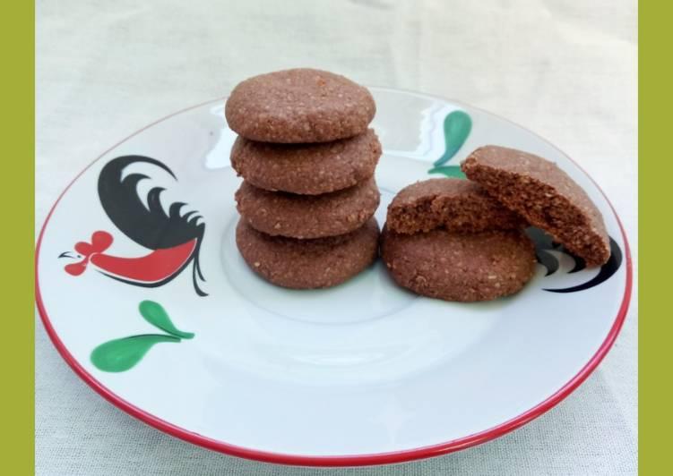 Cara Gampang Menyiapkan Oat Choco Cookies yang Lezat