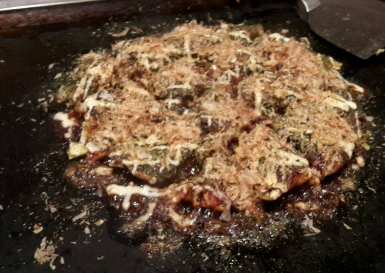 New Secret Okonomiyaki Japanese savory pancake Free Download