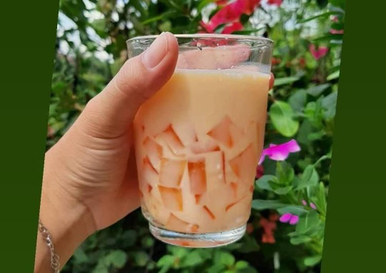 Sujel Susu Jelly Mangga