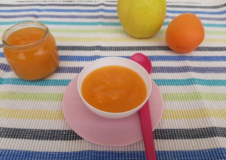 Ricetta Omogenizzati di frutta o purea di frutta
