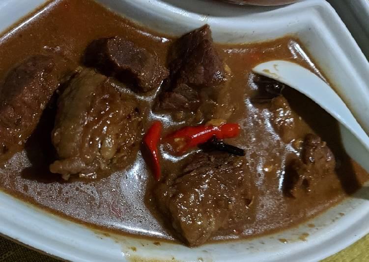 Malbi Palembang ala Xander's