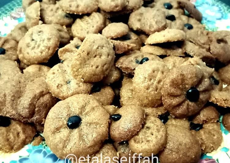 Milo Cookies Sehat Tanpa Pengembang