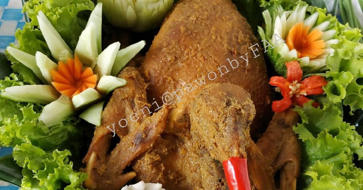 136 Resep Ingkung Ayam Enak Dan Sederhana Ala Rumahan Cookpad