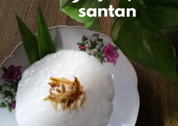 Bubur Nasi Santan - resepipouler.com