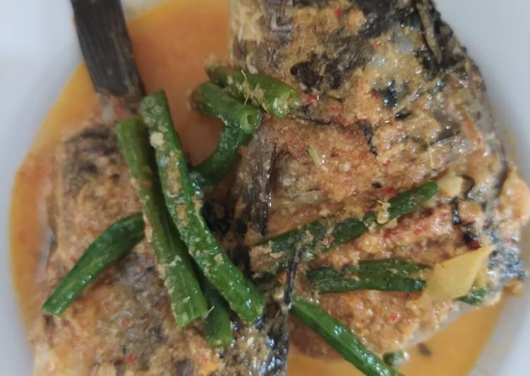 Cara membuat Gulai Ikan Mas yang nikmat dan Mudah Dibuat