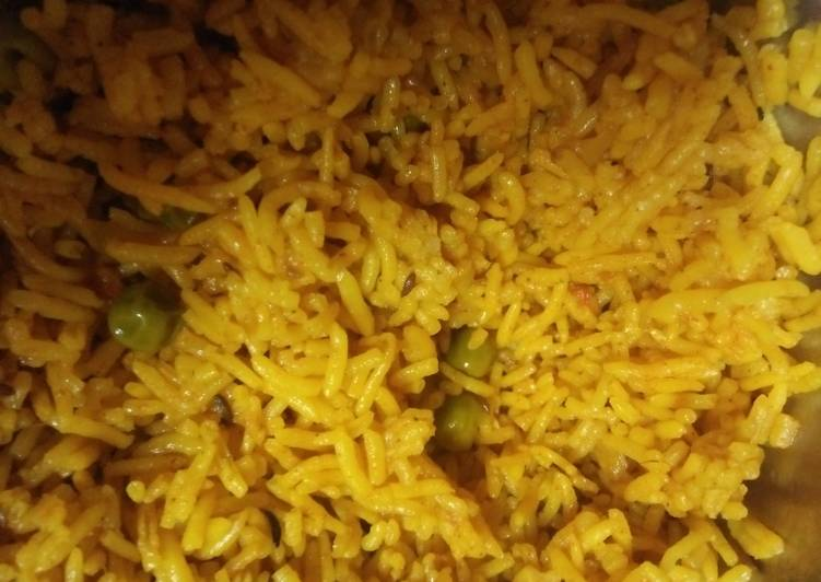 Your Overall Health Can Be Affected By The Foods You Decide To Eat Peas pulao
