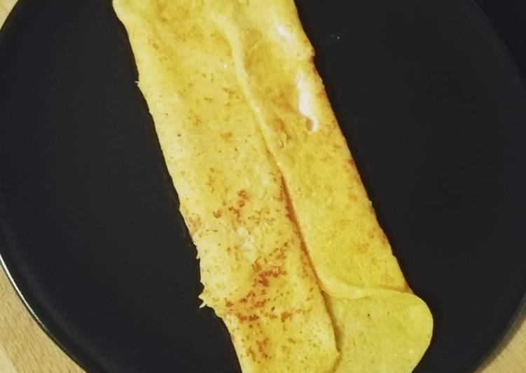 Crêpes de butternut