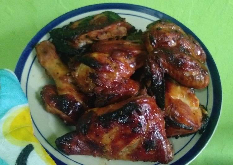 Ayam Panggang Oven Tangkring/ oven kompor