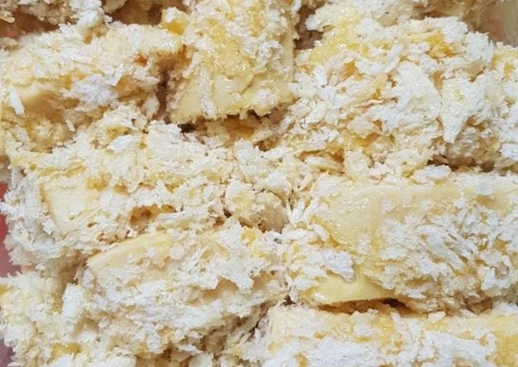 Homemade Nugget Ayam Blender (resep anak 1 tahun +)