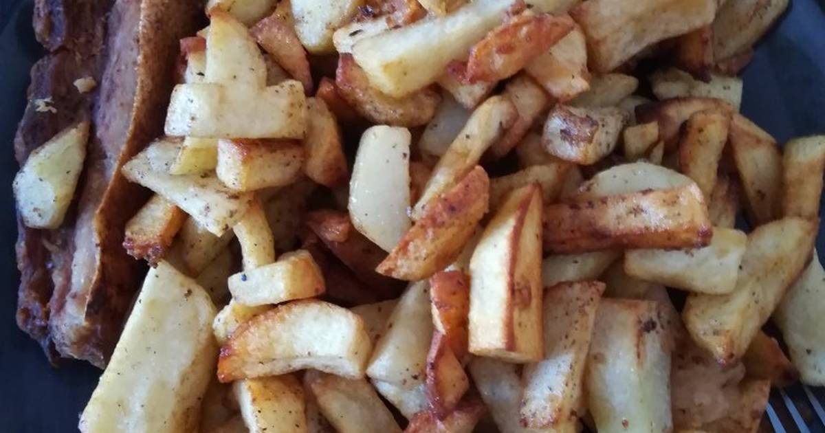 Картошка по министерски рецепт с фото