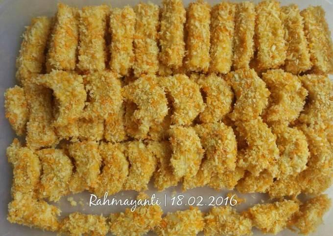 Cara Gampang Menyiapkan Nugget Ayam homemade yang Enak Banget