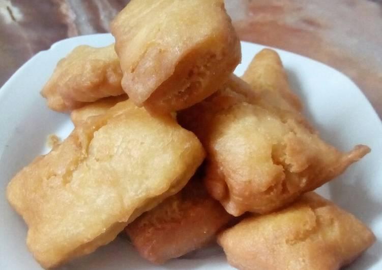 How to Prepare Homemade Mini mandazis