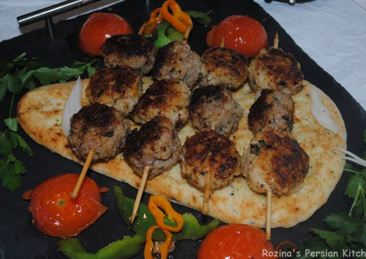 Persian Chicken/meat balls