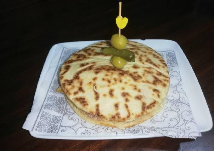 Chapati tunisienne