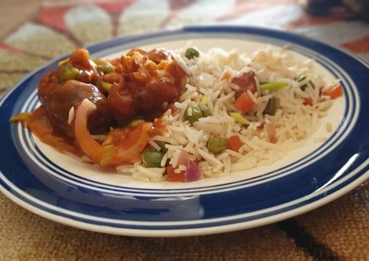 Recipe: Appetizing Gobi 65 to Manchurian
