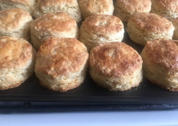 Easiest Way to Make Speedy Buttermilk Biscuits