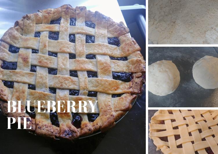 Recipe: Appetizing Pie Crust