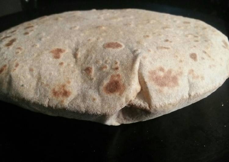 Easiest Way to Make Favorite Multi Grain Roti😍