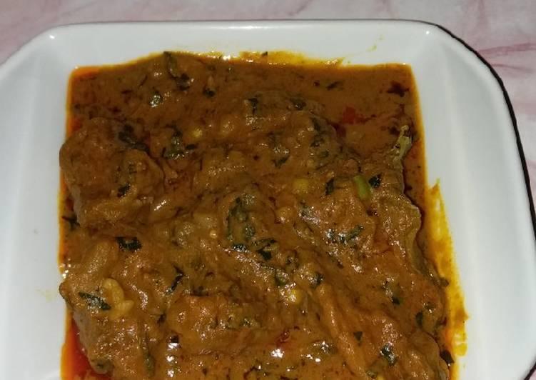 West African Foods Banga Stew(ofe akwu)