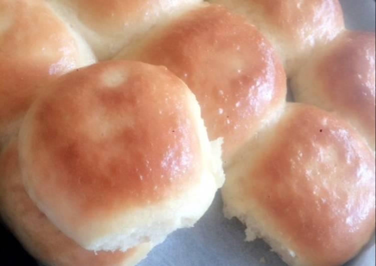 خبز برجر الزبده بالصور من طارق السيابي - كوكباد