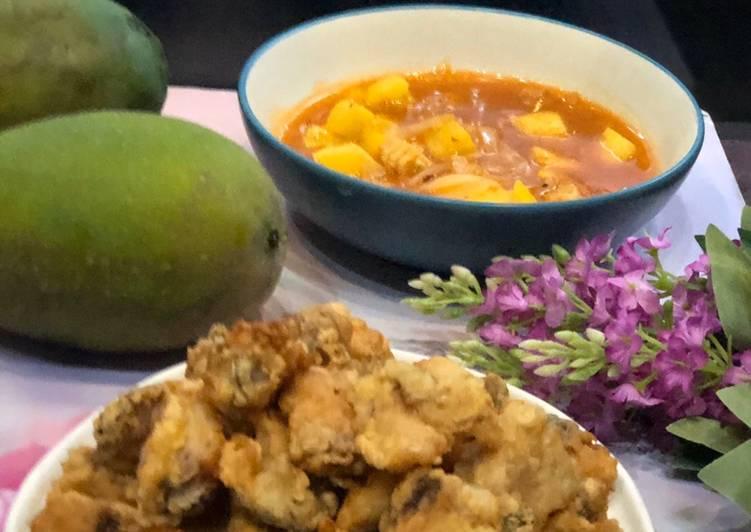 Ikan Kakap Asam Manis ala Tiger Kitchen