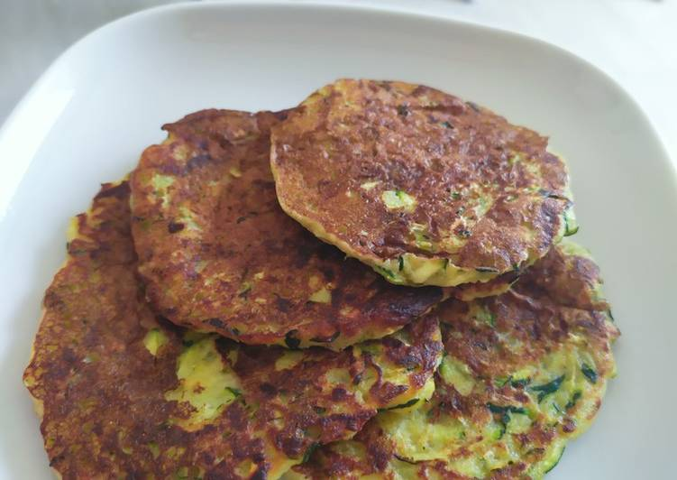 New Secret Eggless Zucchini Fritters Free Download