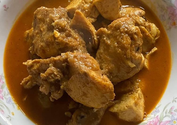 Gulai Ayam Bumbu Instan