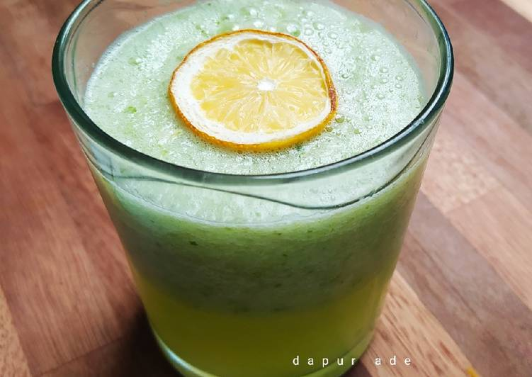 Es Timun Lemon