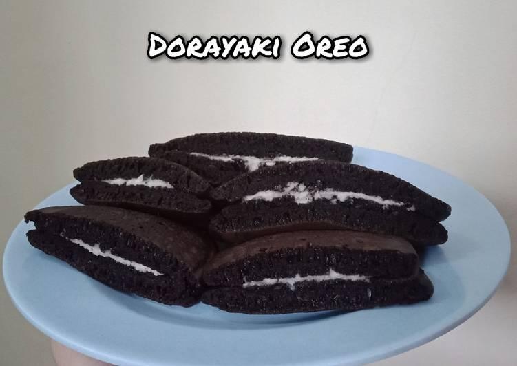 Resep Dorayaki Oreo Istimewa