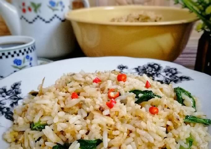 Nasi Goreng Kampung Style