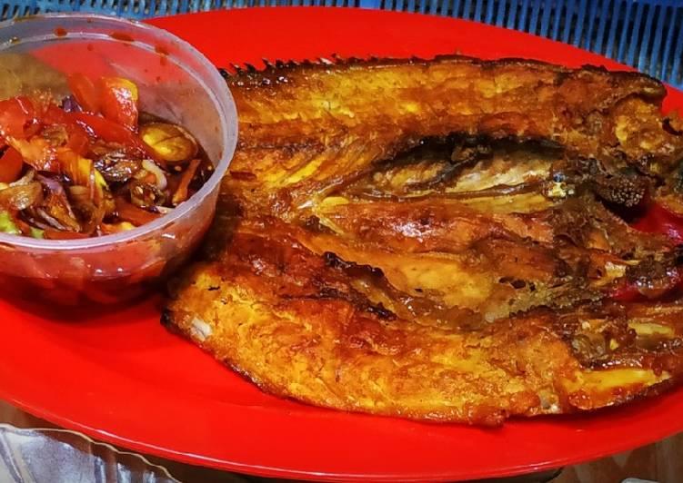 membuat sambal kecap  sop  resep ayam kecap  bisa  coba  masakan Resepi Ikan Kerapu Bakar Enak dan Mudah