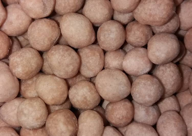 Kacang telor garuda